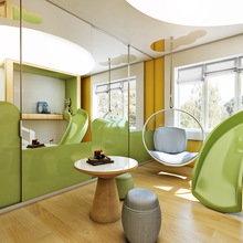 Фото из портфолио Дизайн игровой комнаты  – фотографии дизайна интерьеров на InMyRoom.ru