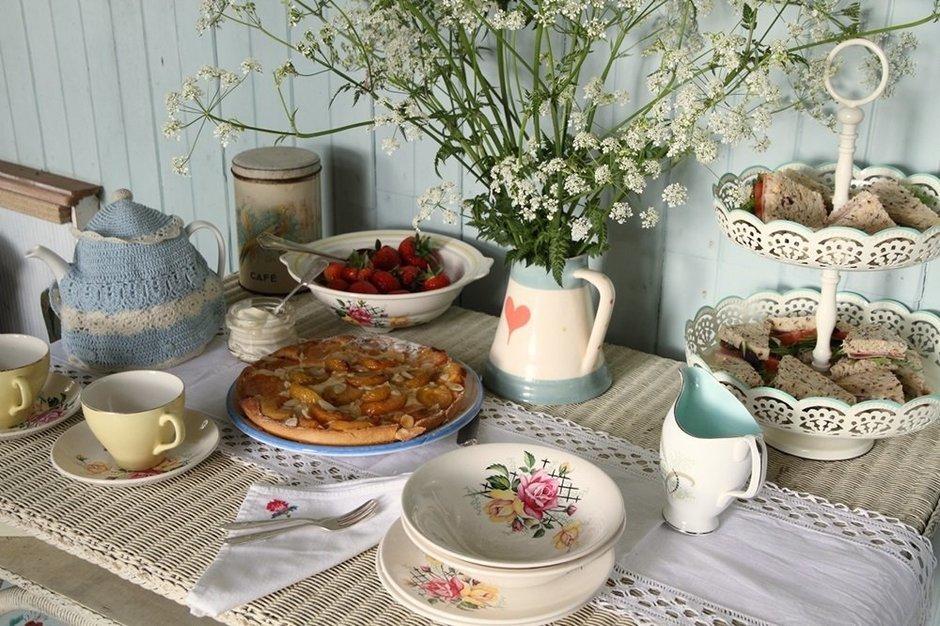 Фотография: Аксессуары в стиле , Дом, Дома и квартиры, Дача, Шебби-шик – фото на InMyRoom.ru