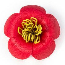 Магнит для скрепок blossom красный