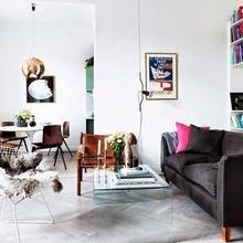 Фотография: Гостиная в стиле Скандинавский, Декор интерьера, Гид – фото на InMyRoom.ru