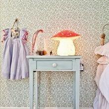 Фотография: Декор в стиле Кантри, Современный, Детская, Интерьер комнат, Роспись – фото на InMyRoom.ru