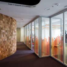 Фото из портфолио Офис ЯНДЕКСА – фотографии дизайна интерьеров на INMYROOM