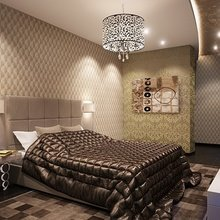 Фото из портфолио спальня – фотографии дизайна интерьеров на INMYROOM