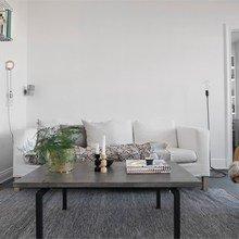 Фото из портфолио Квартира в старинном городе Швеции, г.Уппсала – фотографии дизайна интерьеров на INMYROOM
