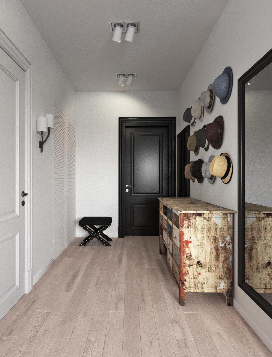 Фотография:  в стиле , Квартира, Проект недели, Москва, Инна Усубян, Сталинка – фото на InMyRoom.ru