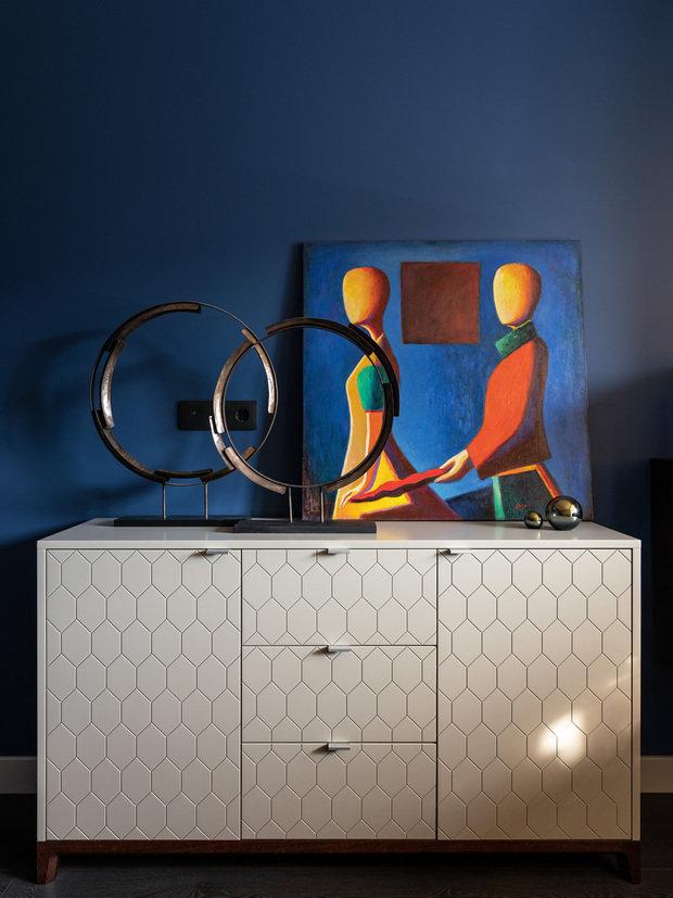 Фото из портфолио Квартира в Московском – фотографии дизайна интерьеров на INMYROOM
