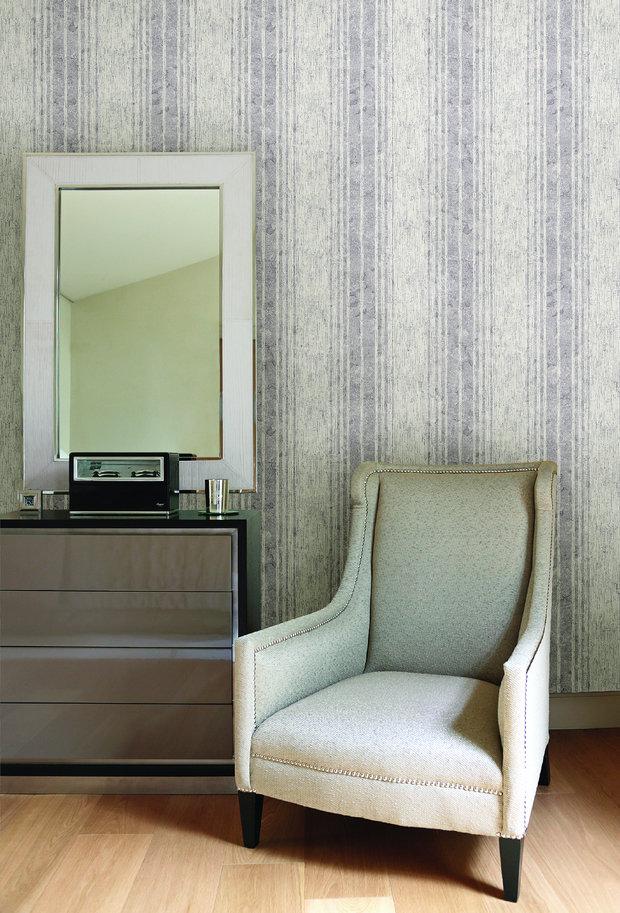 Фотография: Спальня в стиле Прованс и Кантри, Гостиная, Интерьер комнат, Картины, Зеркало – фото на InMyRoom.ru