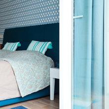 Фотография: Спальня в стиле Кантри, Лофт, Скандинавский, Современный, Квартира, Проект недели – фото на InMyRoom.ru