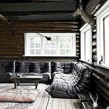 Фотография: Гостиная в стиле Кантри, Современный, Индустрия, Новости, Мягкая мебель, Диван, Ligne Roset – фото на InMyRoom.ru
