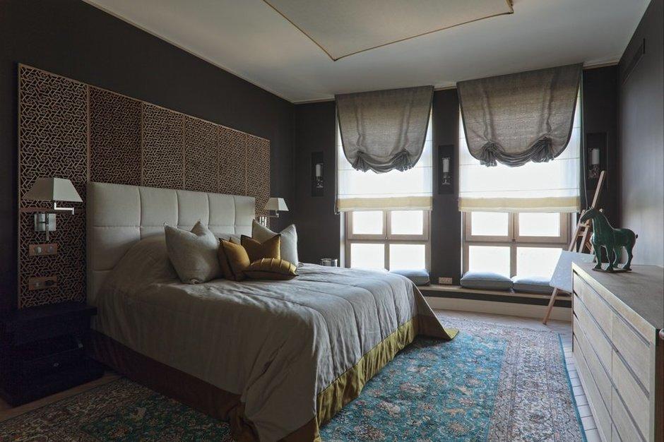 Фотография: Спальня в стиле Современный, Декор интерьера, Квартира, Дома и квартиры – фото на InMyRoom.ru