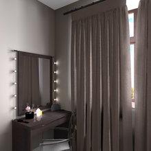 Фото из портфолио Дизайн-проект квартиры в ЖК Континенталь на Маршала Жукова – фотографии дизайна интерьеров на InMyRoom.ru