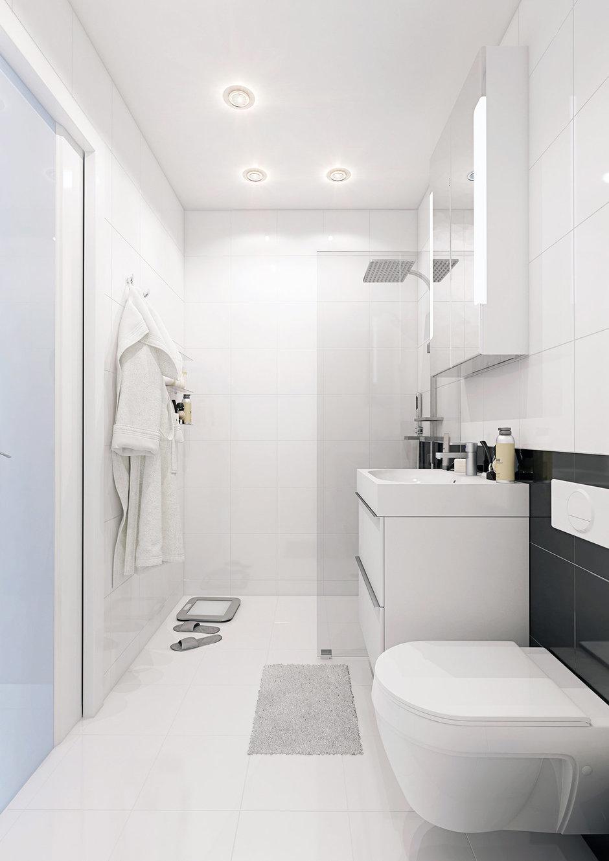 Фотография: Ванная в стиле Современный, Хай-тек, Минимализм – фото на InMyRoom.ru