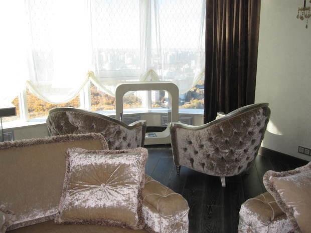 Фотография: Мебель и свет в стиле Классический, Эклектика, Квартира, Дома и квартиры – фото на InMyRoom.ru