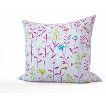 Декоративная подушка: Полевые цветы