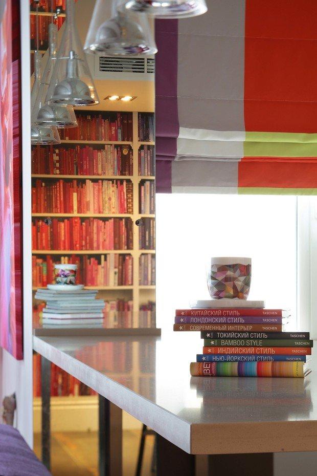 Фотография: Декор в стиле Современный, Эклектика, Квартира, Проект недели – фото на InMyRoom.ru