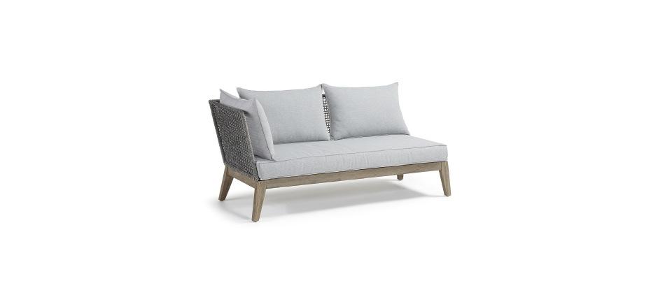 Купить со скидкой Угловой диван Relax серого цвета