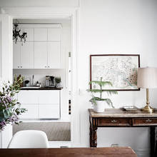 Фото из портфолио Прекрасный Скандинавский Дуплекс – фотографии дизайна интерьеров на INMYROOM