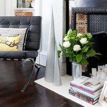 Фотография: Декор в стиле Современный, Декор интерьера, Декор дома, Праздник, Камин, Биокамин – фото на InMyRoom.ru