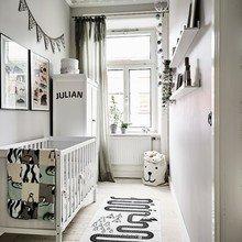 Фото из портфолио Мягкий светло-серый в интерьере – фотографии дизайна интерьеров на INMYROOM