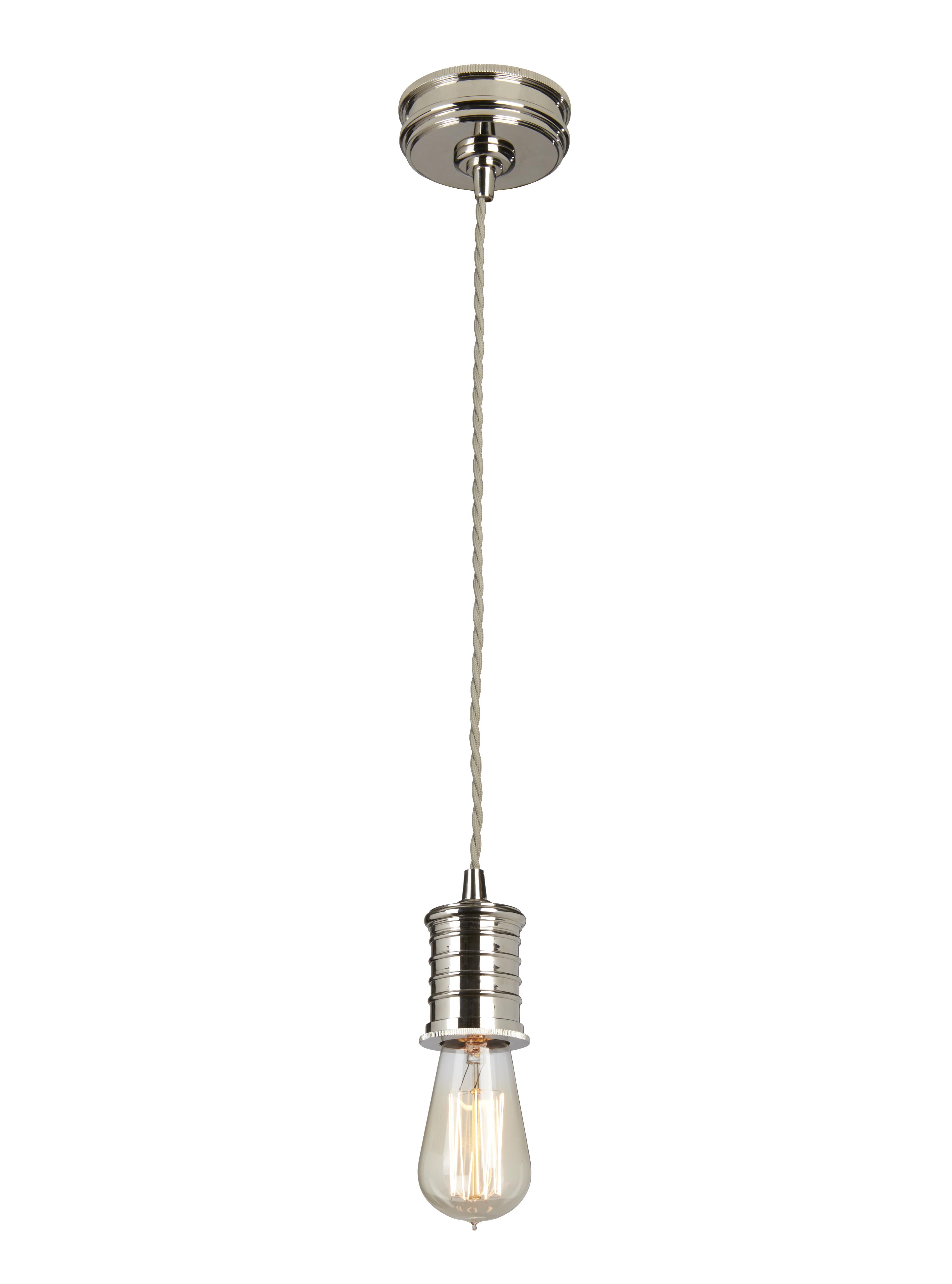 Купить Подвесной светильник Elstead Interior полированный никель, inmyroom, Китай