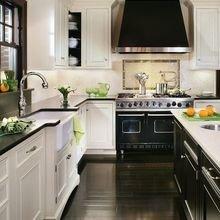 Фотография: Кухня и столовая в стиле Кантри,  – фото на InMyRoom.ru