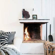 Фото из портфолио Дом с очаровательными старыми вещами из разных эпох – фотографии дизайна интерьеров на InMyRoom.ru