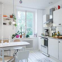 Фото из портфолио Hägerstensvägen 131 A  – фотографии дизайна интерьеров на INMYROOM