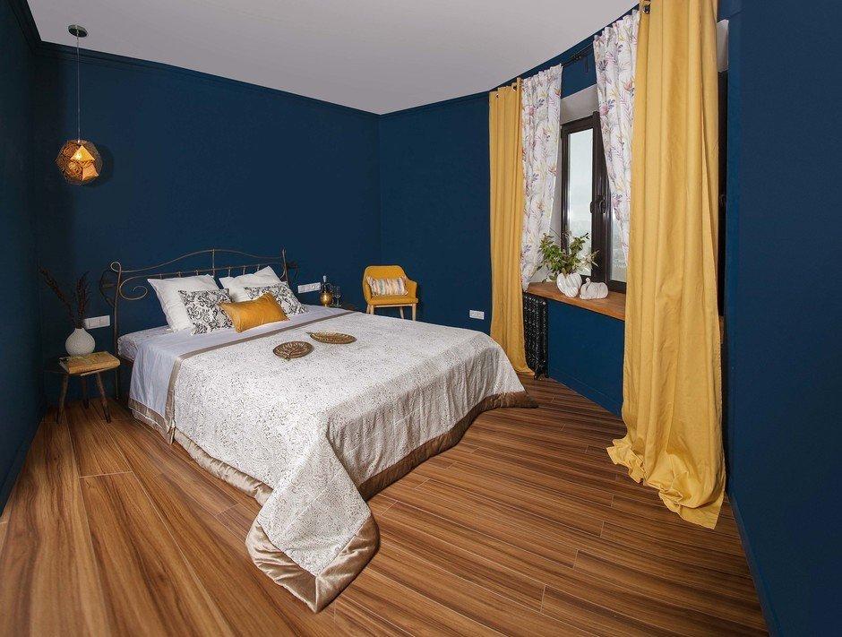 Фотография: Спальня в стиле Современный, Квартира, Проект недели, Химки, Ануш Аракелян, Монолитный дом, ЖК «Правый Берег» – фото на InMyRoom.ru