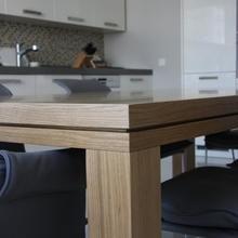 Фото из портфолио Fusion мебель для просторной московской квартиры – фотографии дизайна интерьеров на INMYROOM