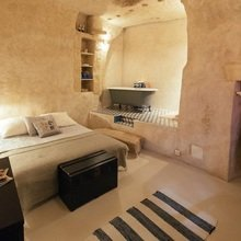 Фото из портфолио Уникальный отель в ПЕЩЕРЕ, Франция – фотографии дизайна интерьеров на InMyRoom.ru