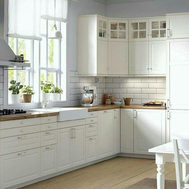 Фотография: Кухня и столовая в стиле Скандинавский, Советы, товары для дома, ИКЕА, скидки – фото на INMYROOM