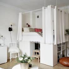 Фото из портфолио Bagaregårdsgatan 8 B  – фотографии дизайна интерьеров на InMyRoom.ru