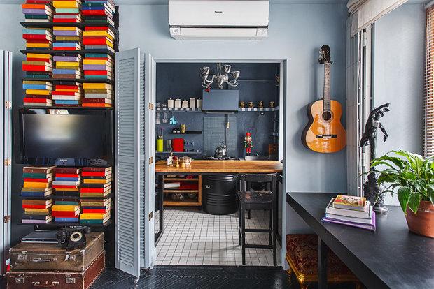 Фотография: Кухня и столовая в стиле Лофт, Советы, Ремонт на практике, Вероника Марфина – фото на INMYROOM