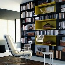 Фотография: Офис в стиле Современный, Декор интерьера, Декор дома, Библиотека – фото на InMyRoom.ru
