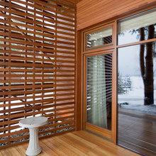 Фотография: Балкон, Терраса в стиле Восточный, Дом, Дома и квартиры, Проект недели – фото на InMyRoom.ru