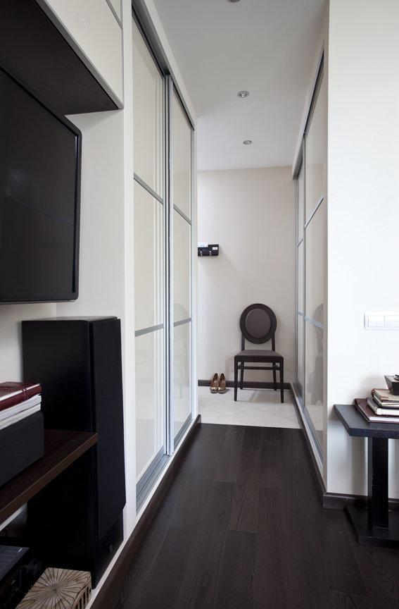 Фотография: Прихожая в стиле Современный, Квартира, Дома и квартиры – фото на InMyRoom.ru