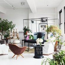 Фото из портфолио Великолепный ЛОФТ в Нью-Йорке – фотографии дизайна интерьеров на InMyRoom.ru