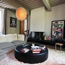 Фотография: Гостиная в стиле Эклектика, Дом, Франция, Дома и квартиры, Прованс – фото на InMyRoom.ru