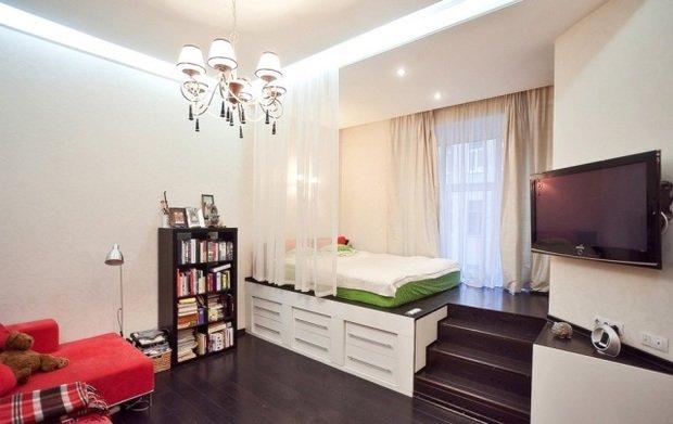 Фотография: Детская в стиле Современный, Квартира, Мебель и свет, Советы, Ремонт на практике – фото на InMyRoom.ru
