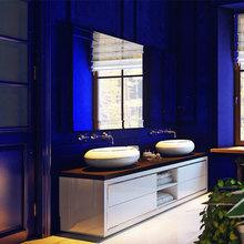Фото из портфолио Дизайн интерьеров особняка после реконструкции. (ул. Смольного, д.4) – фотографии дизайна интерьеров на InMyRoom.ru