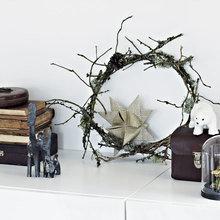 Фото из портфолио Рождественский ДЕКОР : Наряжаем ДОМ и Ёлку!!! – фотографии дизайна интерьеров на InMyRoom.ru
