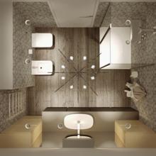 Фото из портфолио Современный Ар-Деко – фотографии дизайна интерьеров на INMYROOM