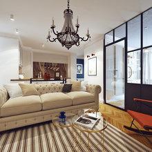 Фото из портфолио Квартира в Москве, 85 м. кв – фотографии дизайна интерьеров на InMyRoom.ru