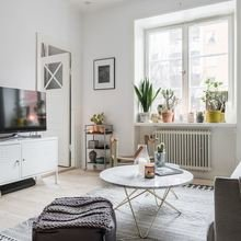 Фото из портфолио Wollmar Yxkullsgatan 48 D, SÖDERMALM HÖGALID, STOCKHOLM – фотографии дизайна интерьеров на InMyRoom.ru