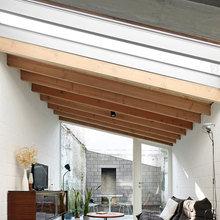 Фото из портфолио Дом в Бельгии, построенный между двумя другими – фотографии дизайна интерьеров на InMyRoom.ru