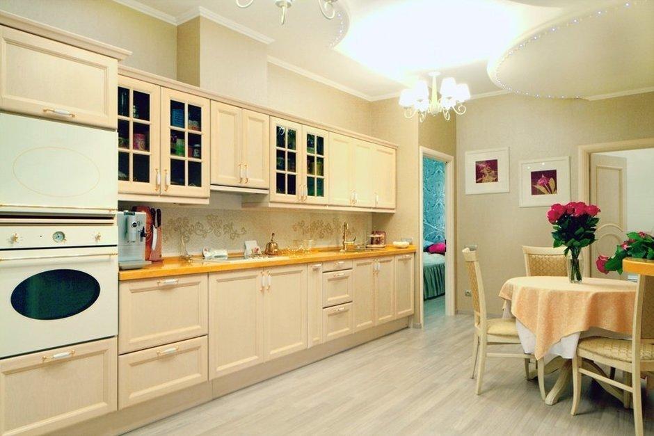Фотография: Кухня и столовая в стиле Эклектика, Квартира, Дома и квартиры – фото на InMyRoom.ru