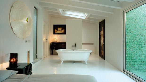 Фотография: Ванная в стиле Эклектика, Интервью, Правила дизайна, Фабио Новембре – фото на INMYROOM