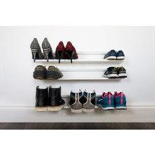Полка для обуви J-me shoe rack 70 см белая