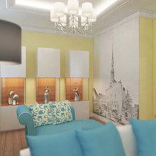 Фото из портфолио Дизайн интерьера квартиры в Старой Риге – фотографии дизайна интерьеров на InMyRoom.ru