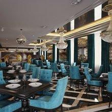 Фото из портфолио Restaurant Diamond – фотографии дизайна интерьеров на INMYROOM